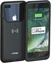 Aircharge Wireless Charging Case for Apple iPhone 7 Plus - Black