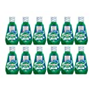 Crest Scope Mouthwash, Classic Mouth Rinse, Travel Size 1.2 Ounces (36ml) - Pack of 12
