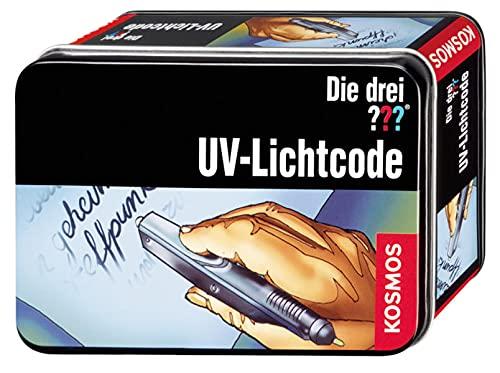 KOSMOS 631246 - Die drei ??? UV-Lichtcode