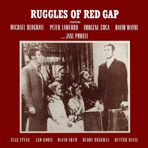 Original Cast Of Ruggles Of Red Gap
