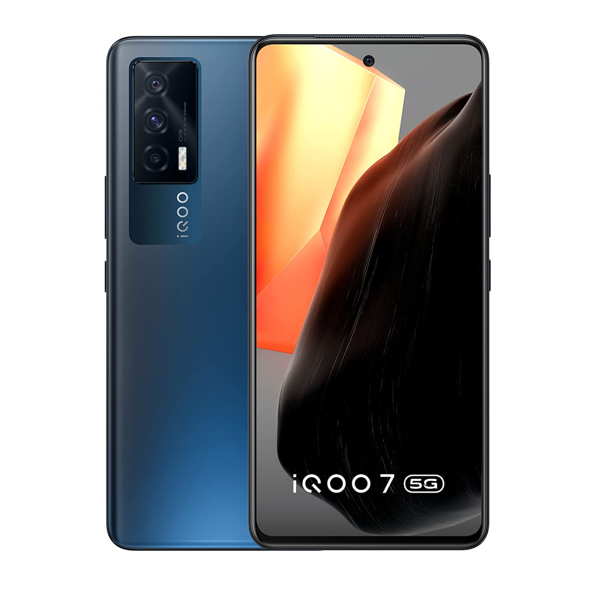 iQOO 7 5G (Storm Black, 8GB RAM, 128GB Storage)   3GB Extended RAM   Upto  12 Months No Cost EMI   6 Months Free Screen Replacement : Amazon.in:  Electronics