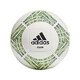 adidas Tango Club Ballon De Football Adulte Unisexe, Blanc/Bleu Royal Équipe/Jaune/Noir Solaire, 5
