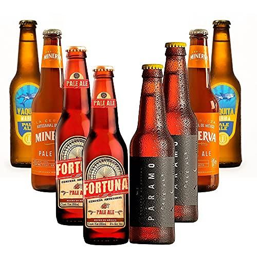 Combo Cervezas Artesanales Mexicanas Premium Estilo Pale Ale