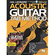 Hal Leonard Acoustic Guitar Tab Method - Combo Edition: Books 1 & 2 with Online Audio, Plus Bonus Material