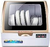 Sooiy Mini Lavavajillas, Lavavajillas Disponible de los hogares, hogares Lavavajillas, Tabla Portable Lavavajillas Top 2020