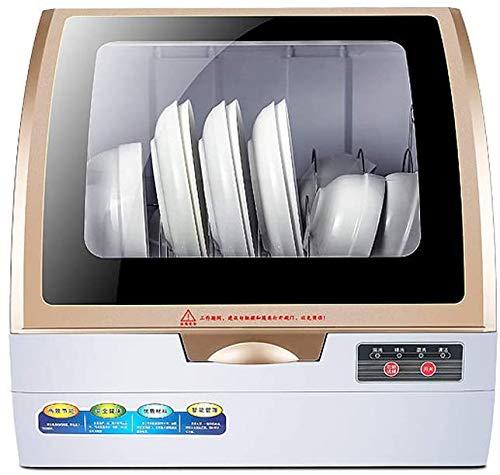 LLDKA Mini Lave-Vaisselle, Lave-Vaisselle jetable Domestique, Lave-Vaisselle Domestique, Table de Lave-Vaisselle Portable