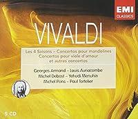 VIVALDI : CONCERTOS (5CD)
