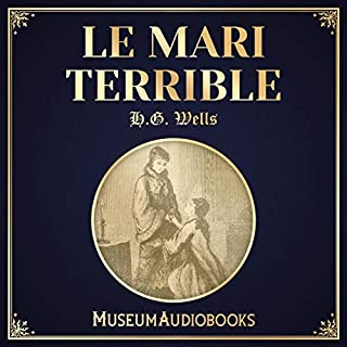 Le Mari Terrible audiobook cover art