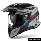 Airoh Helmet Commander Skill Matt L