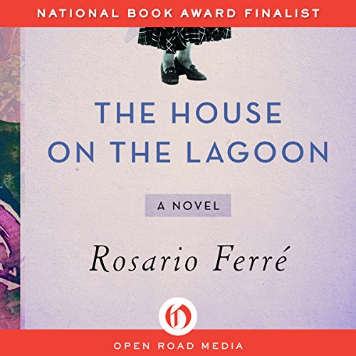 The House on the Lagoon audiobook cover art