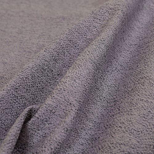 Möbelstoff, einfarbig, lila, Lavendelfarben, Sofa-Vorhang, Polsterstoff, 1 Meter, Textil, violett, 10cm x 8cm Sample