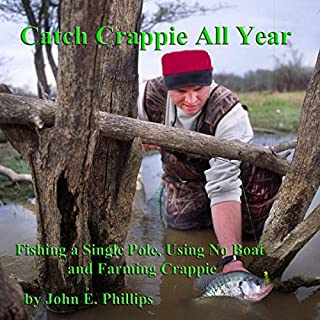 Catch Crappie All Year audiobook cover art