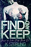 Find And Keep (Boys Of Lake Cliff Book 6)