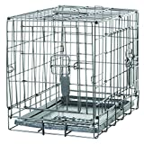 Dogit 2-Door Wire Home Dog Crate with Divider, X Small