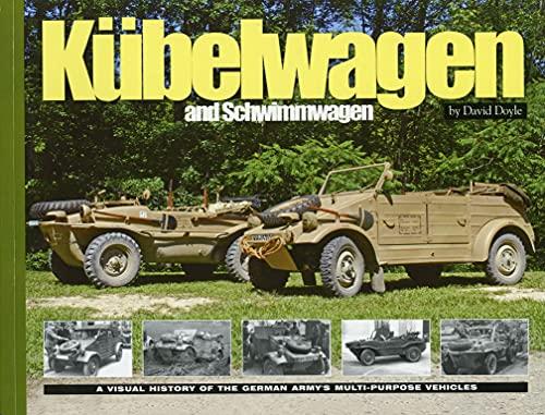 KüBelwagen/Schwimmwagen: A Visual History of the German Army's Multi-Purpose Vehicle