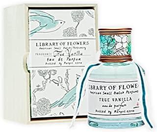 Library of Flowers True Vanilla Eau de Parfum
