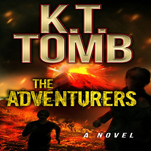 The Adventurers audiobook cover art