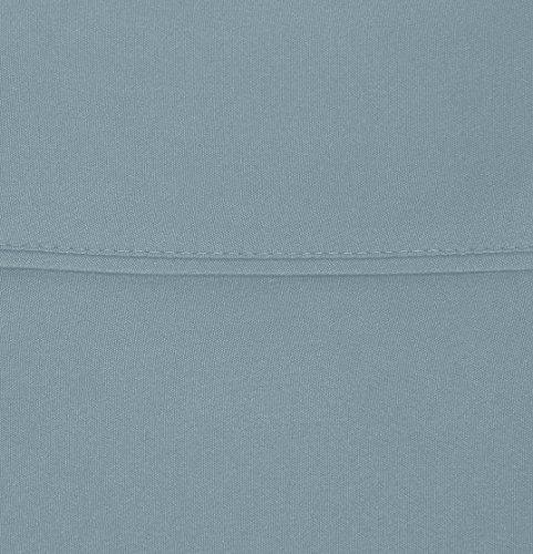 AmazonBasics Light-Weight Microfiber Pillowcases
