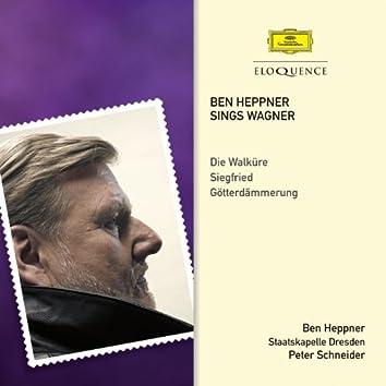 ベン・ヘップナー sings ワーグナー