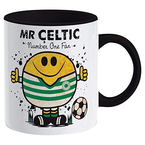 Mr Celtic Mug - Number One Fan