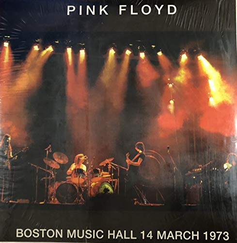 Boston Music Hall 1973 TRIPLE VINYL