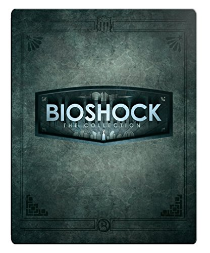BioShock - The Collection - Steelbook Edition (exklusiv bei Amazon.de) - [PlayStation 4]
