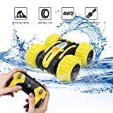 Gifts for 5-12 Year Old Boys Amphibious Remote Control Car for Kids 4WD