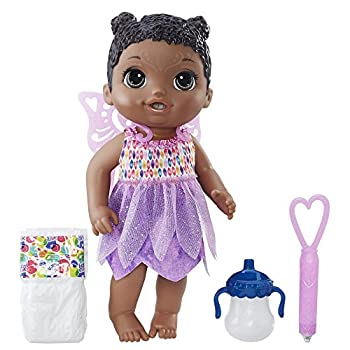 Baby Alive Face Paint Fairy  African American