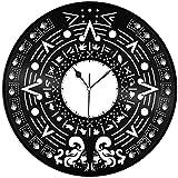 Calendario de Vinilo Reloj de Pared Recuerdo Amigos decoración del hogar diseño Retro Oficina Bar decoración de la habitación