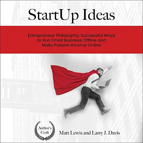 Startup Ideas cover art