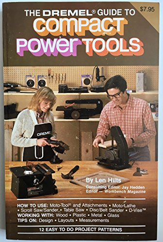 The Dremel Guide to Compact Power Tools
