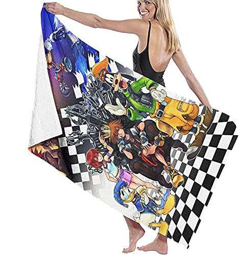 Toalla de playa Kingdom Hearts 2, 90 x 180 cm