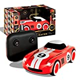FAO SCHWARZ Vintage Warwick RC Racer, 2.4 GHZ Easy to Use Wireless Controller, Classic Car Body Style, Functional LED Headlights, Super-Fast, Perfect for Boys/Girls Ages 6 and up