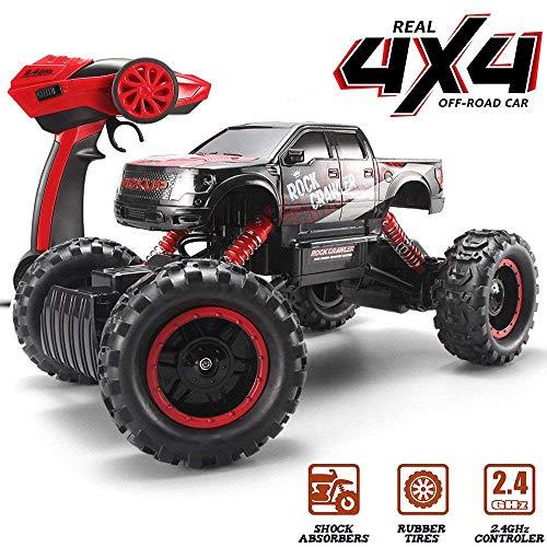 Blexy RC Car Off-Road Rock Crawler...