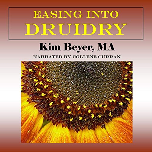 Easing into Druidry cover art