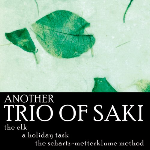 『Another Trio of Saki』のカバーアート