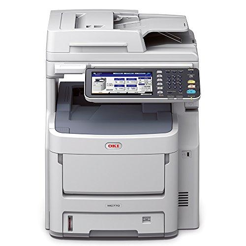 OKI MC770dnfax - impresora multifunción ( color