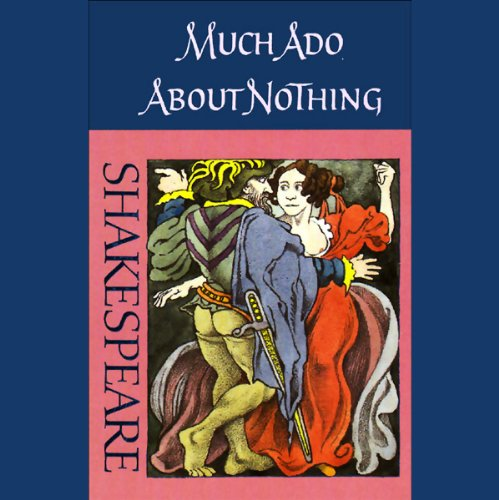 Much Ado About Nothing (Unabridged) cover art