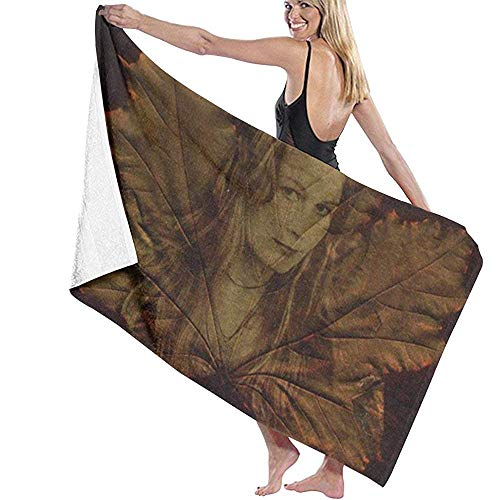 Hagalaz Runedance The Elements Soft Absorbente Ligero para baño Piscina Yoga Pilates Picnic Manta Toallas 80x130cm