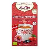 Yogi Tea Defensas Naturales - 17 bolsitas - [confezione da 3]