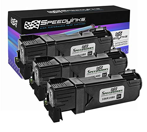 Speedy Inks Compatible Toner Cartridge Replacement for Dell 2150 |MY5TJ (331-0719) High-Yield (Black, 3-Pack)