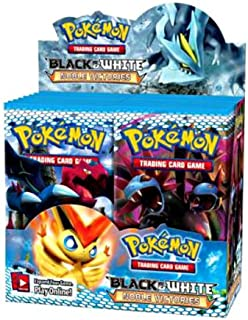 Pokemon Card Game Noble Victories (BW3) Booster Box 36 Packs