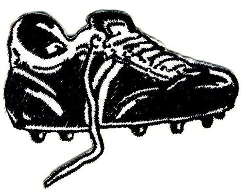 applicaties – Kids and Hits – opstrijkbare voetbalschoen ca. 3,0 x 7,0 cm gekleurd