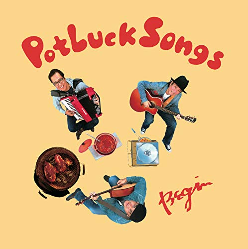 [Album]Potluck Songs – BEGIN[FLAC + MP3]
