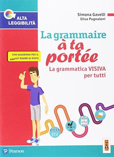 Grammaire à ta portée examen à ta [Lingua francese]