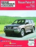 E.T.A.I - Revue Technique Automobile 376.1 - NISSAN PATROL GR II - 1998 à 2004