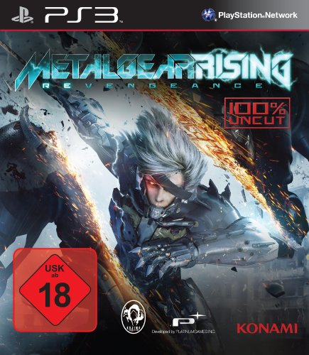 Metal Gear Rising: Revengeance [Importación alemana]