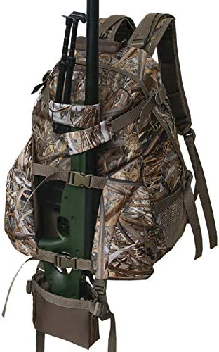 MORNYRAY Hunting Backpack Outdoor Gear Daypack Bow and Rifle Hunting Backpack product image
