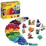 LEGO Ladrillos Creativos Transparentes