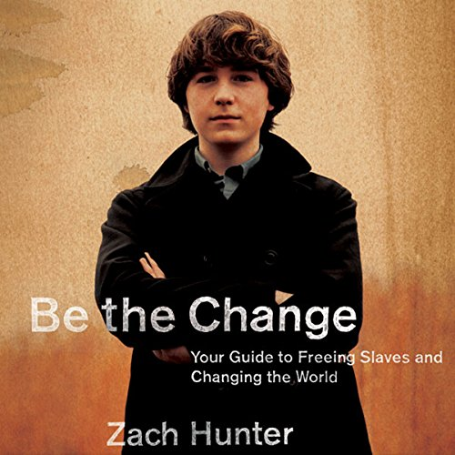 Be the Change audiobook cover art